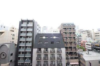 【展望】ベルフレージュ北堀江