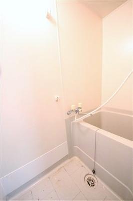 【浴室】ベルフレージュ北堀江