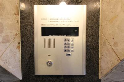 【セキュリティ】ベルフレージュ北堀江