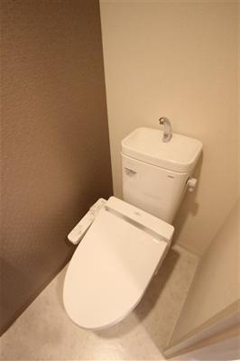 【トイレ】ハーヴェスト京町堀