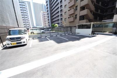【駐車場】エステムコート新大阪Ⅵエキスプレイス