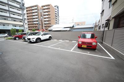 【駐車場】エステムコート新大阪Ⅻオルティ