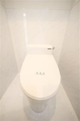 【トイレ】エステムコート南堀江ⅢCHURA