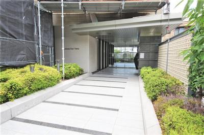 【エントランス】淀川イーストタワー