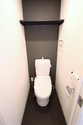 【トイレ】アドバンス難波レーヴ