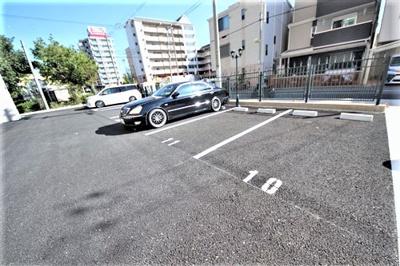 【駐車場】Luxe難波西III