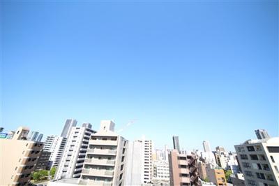 【展望】アーバネックス北堀江Ⅱ