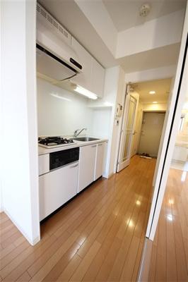 【キッチン】アーデンタワー立売堀