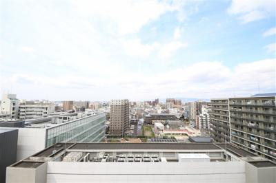 【展望】S-RESIDENCE新大阪WEST