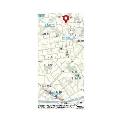 【地図】グリーンヴィラA