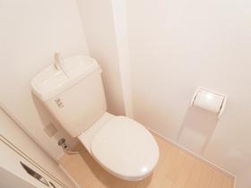 Village幕張本郷のトイレ