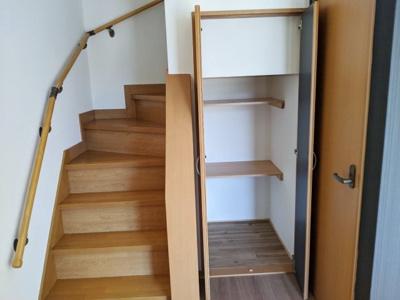 階段/収納スペース