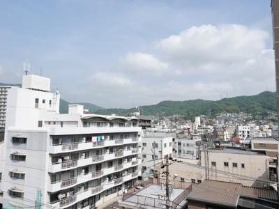 呉市街のシティービューです!