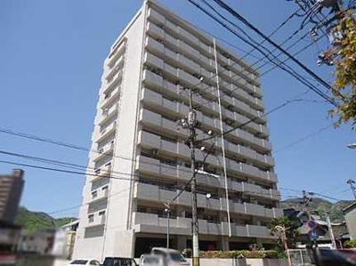 【外観】パルハイツ呉中央5丁目