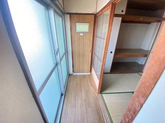 【駐車場】第2ナカノマンション