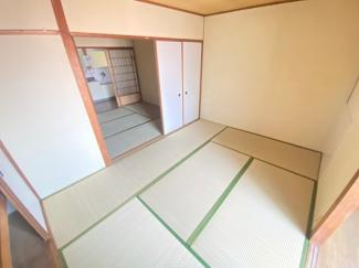 【居間・リビング】第2ナカノマンション