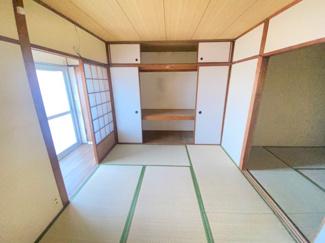 【寝室】第2ナカノマンション