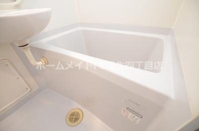 【浴室】蒲生レジデンス