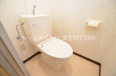 【トイレ】蒲生レジデンス