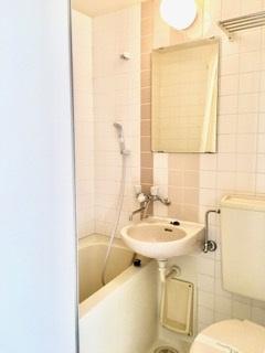 【浴室】ライオンズマンション蒲田第三