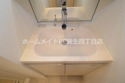 【独立洗面台】アドバンス大阪バレンシア