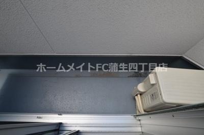 【バルコニー】PAX鴫野東