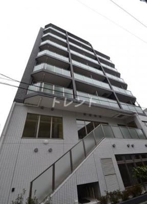 【外観】エヌステージ中野新橋【N-stage中野新橋】