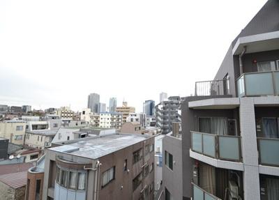 【展望】エヌステージ中野新橋【N-stage中野新橋】