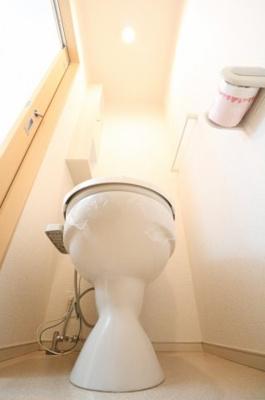 【トイレ】フォア・リーフ・クローバー