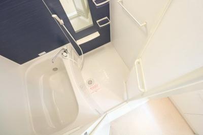 【浴室】フォア・リーフ・クローバー