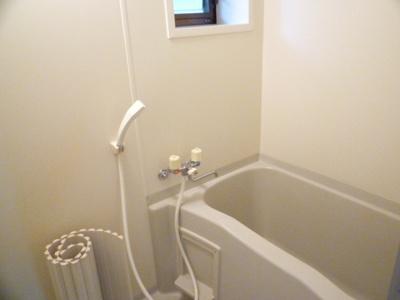 【浴室】月出里ハイツ