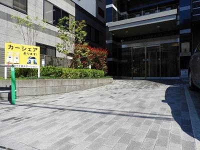 【設備】アドバンス大阪城アンジュ