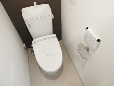 【トイレ】アドバンス大阪城アンジュ