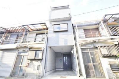 【外観】田井城4丁目貸家