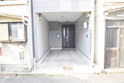 【駐車場】田井城4丁目貸家