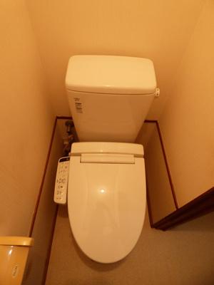 【トイレ】フジヒロハイツ