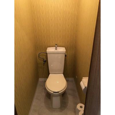 第一本郷ビルのトイレ