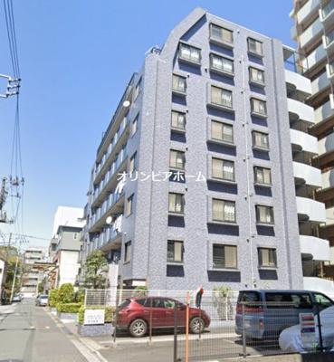 【外観】セザール両国 5階 角 部屋 リ フォーム済