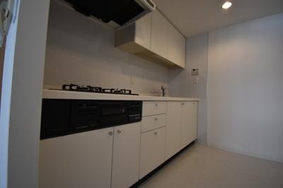 広めのキッチンです。