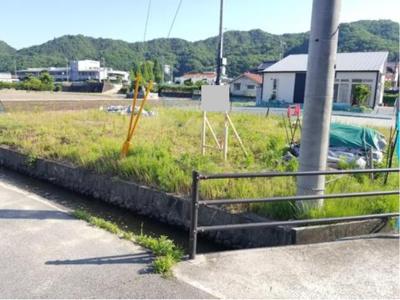 【外観】本郷町船木売土地