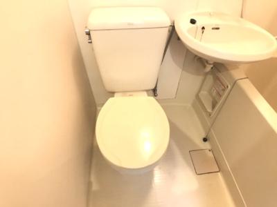 【トイレ】ビレッヂカメリア