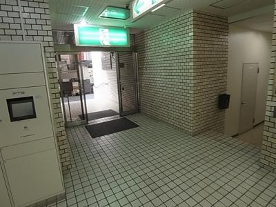 【ロビー】タキゲンビル