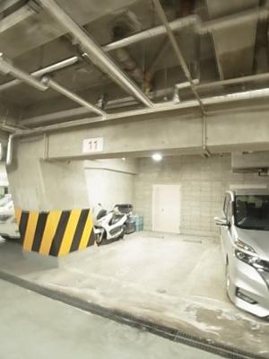 【駐車場】タキゲンビル