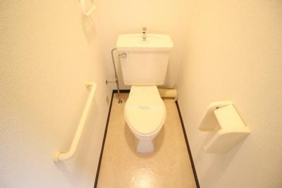 【トイレ】アルカサール美園