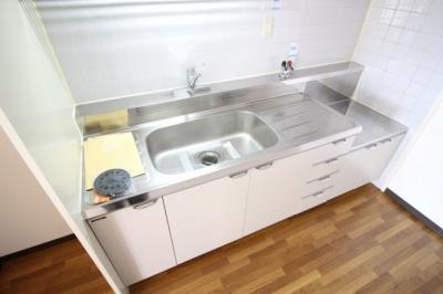 【キッチン】アルカサール美園