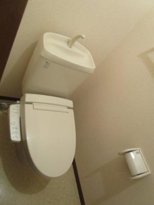 【トイレ】コンフォール山坂
