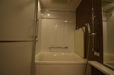 【浴室】ワンランク上の広々とした1K パークアクシス麻布仙台坂