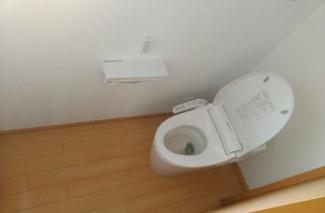 【トイレ】野洲市井口 中古戸建