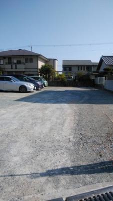 【外観】晴山駐車場