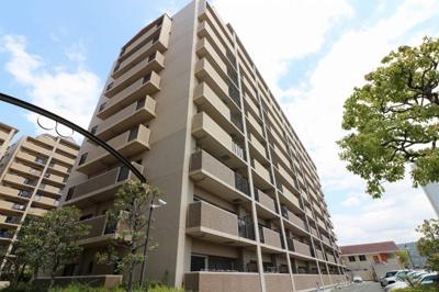 【外観】ベルパーク住道D棟 7階